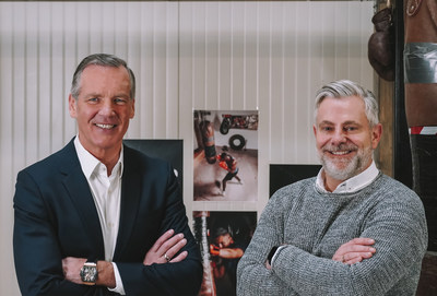 Henry Maske and Ralf Rüttgers, managing directors of Aachen-based ROOQ GmbH, and their team developed a visionary technology for training analysis and performance optimization in boxing.