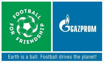 (PRNewsfoto/Gazprom International Children's Social Programme Football for Friendship)