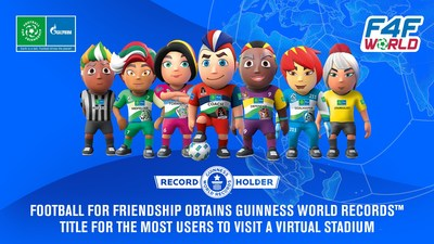 F4F obtains new GUINNESS WORLD RECORDS™ title