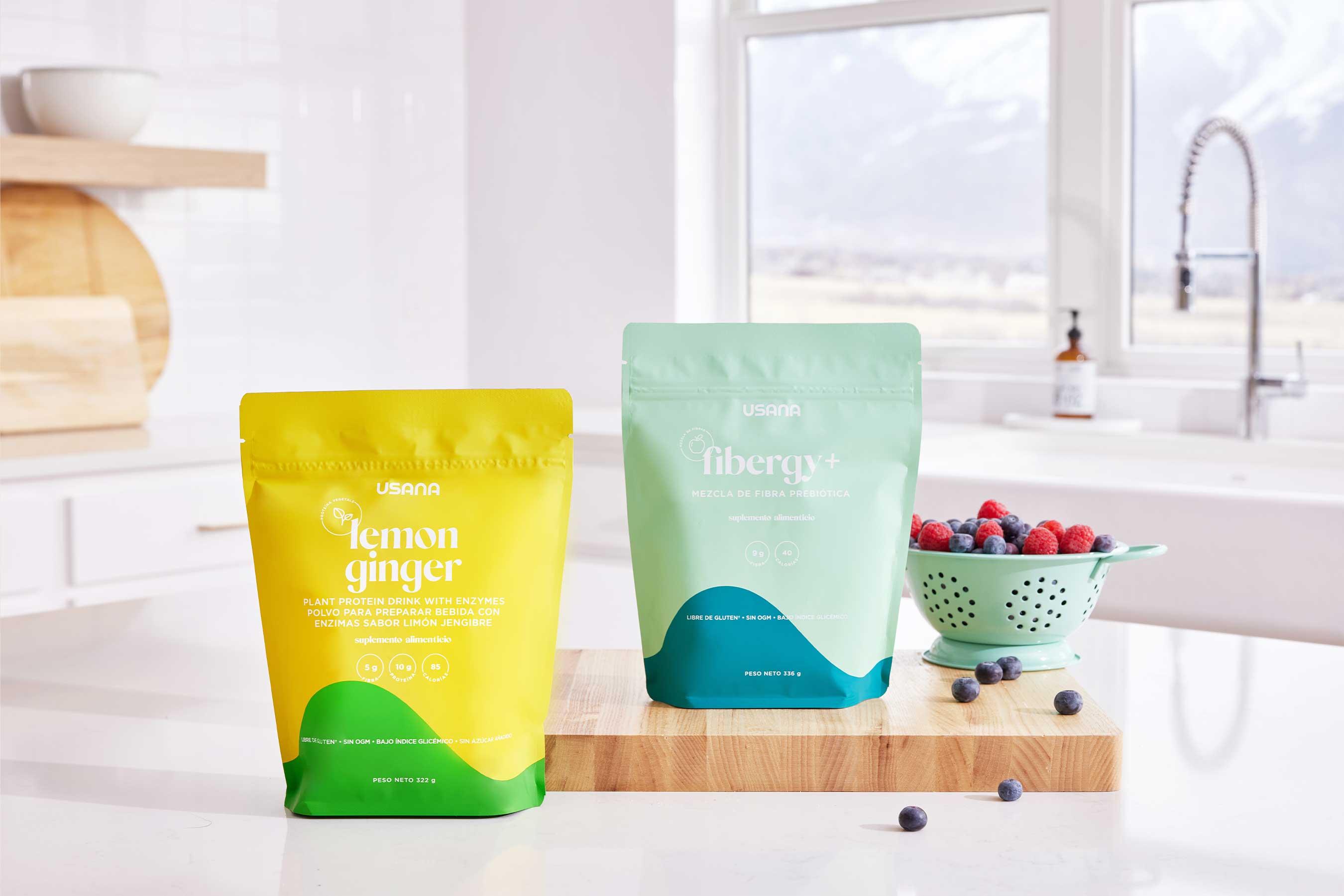 Presentación de la nueva línea USANA AN: cinco productos sustentados científicamente para la salud de todo el cuerpo