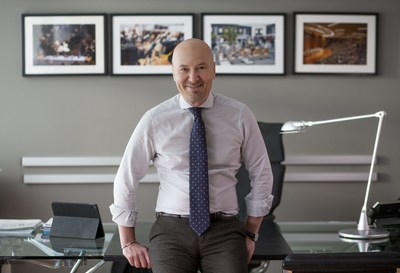 IEG CEO Corrado Peraboni