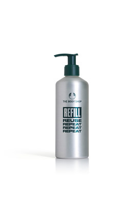 The Body Shop refills will begin with shower gels, shampoos, conditioners and hand washes, allowing each individual to prevent up to 32 plastic bottles going to waste each year. Collectively this adds up to 25 tonnes of plastic saved in the first year alone.